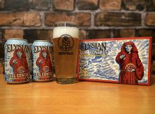 Elysian Brewing expands its Contact lineup with the new Full Contact Imperial Hazy IPA