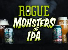 Rogue Ales Monsters of IPA - Batsquatch Hazy IPA and Colossal Claude Imperial IPA