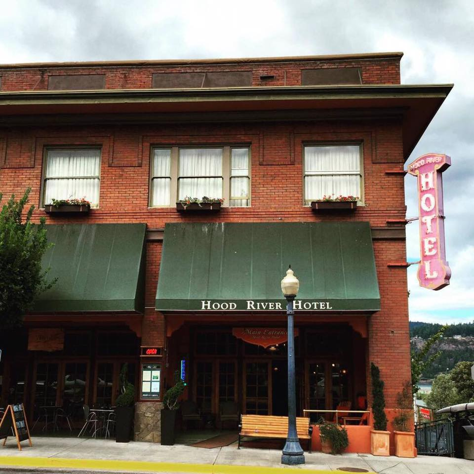 image courtesy of the Hood River Hotel