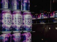 image of Double Mind Haze IPA courtesy of Firestone Walker Brewing Co.