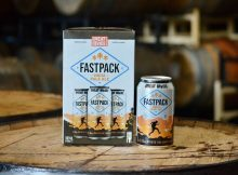 image of Fastpack IPA courtesy of Great Divide Brewing