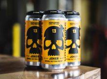 image of Joker Hazy Imperial IPA courtesy of Hopworks Urban Brewery
