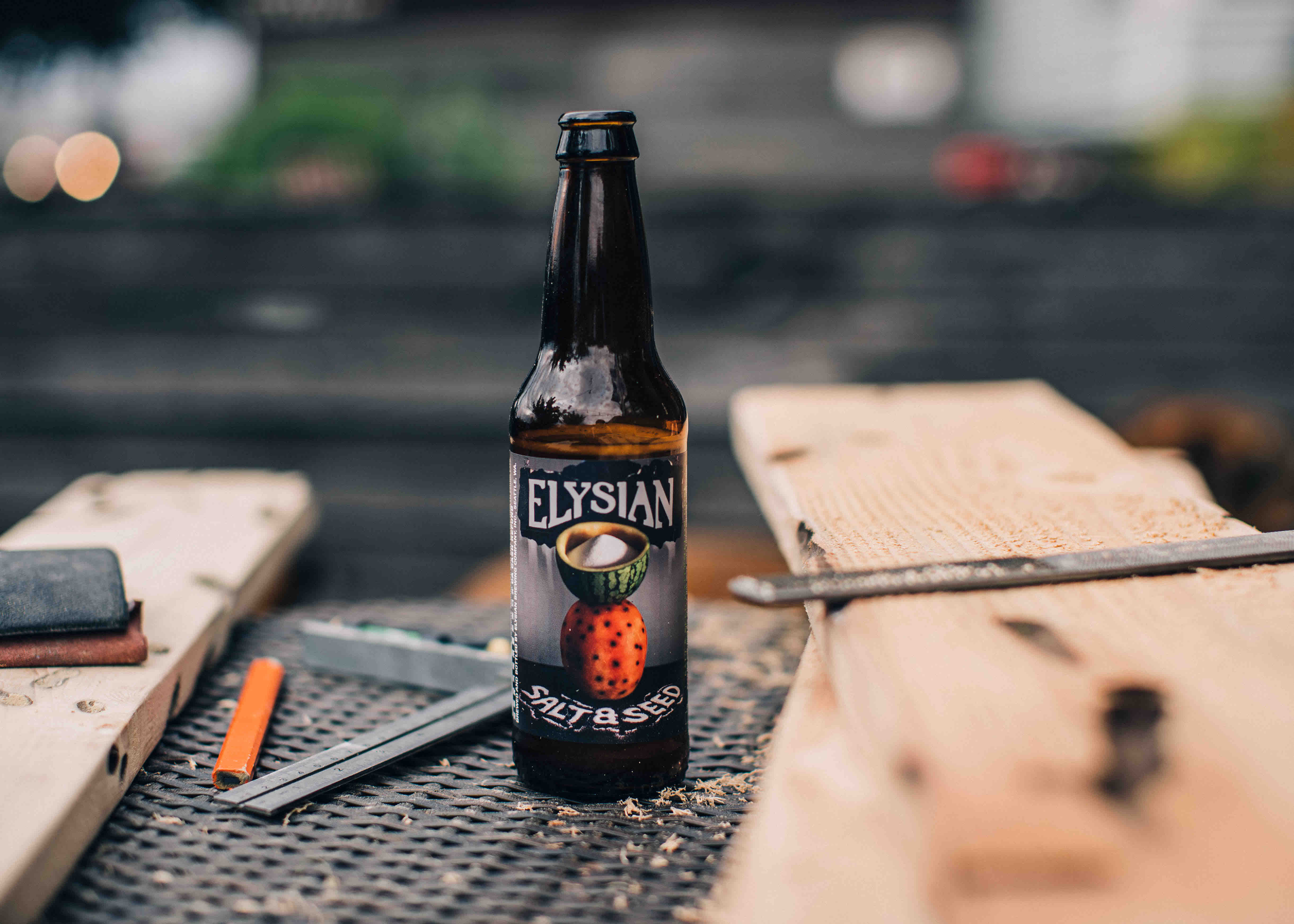 image of Salt & Seed - Watermelon Gose courtesy of Elysian Brewing
