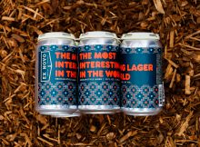 image of The Most Interesting Lager in the World courtesy of Ex Novo Brewing