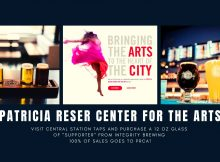Central Station Taps & Integrity Brewing Partner with the Patricia Reser Center for the Arts
