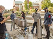 Image of CWU Brewing courtesy of Central Washington University