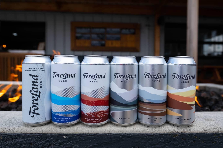 image courtesy of ForeLand Beer