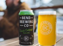 image of Devil's Cabbage Dank IPA courtesy of Bend Brewing Co.