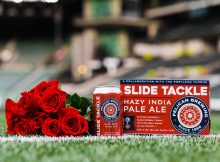 image of Slide Tackle IPA, a new beer for the Portland Thorns courtesy of Pelican Brewing