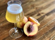 image of Stonefruit Symphony courtesy of Alesong Brewing & Blending