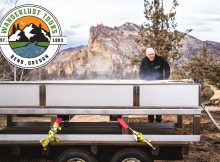 Crux Fermentation Project Smith Rock Coolship Experience with Wanderlust Tours