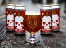 image of Ace of Hearts Imperial IPA courtesy of Hopworks Urban Brewery