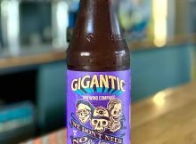image of We Dont Need No Stinking Hops courtesy of Gigantic Brewing
