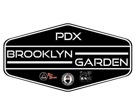 Brooklyn Garden – 503 Distilling, Ruse Brewing & Adega Northwest