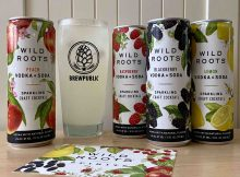 Wild Roots Launches Vodka & Soda Sparkling Canned Craft Cocktails in four flavors – Peach, Raspberry, Blackberry, and Lemon.