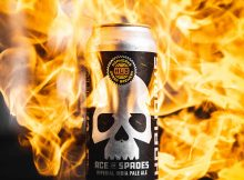 image of Ace of Spades IIPA courtesy of Hopworks Urban Brewery