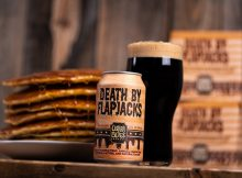 image of Death By Flapjacks English Porter courtesy of Oskar Blues Brewery