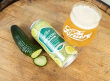 image of Frucht Cucumber courtesy of The Bruery