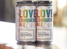 image of Love Conquers Ale courtesy of Samuel Adams