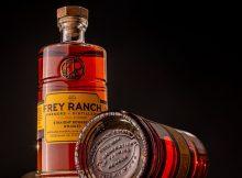 image of Straight Bourbon Whiskey courtesy of Frey Ranch