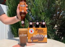 Left Hand Brewing Introduces Peanut Butter Milk Stout Nitro Year-Round. (image courtesy of Left Hand Brewing)