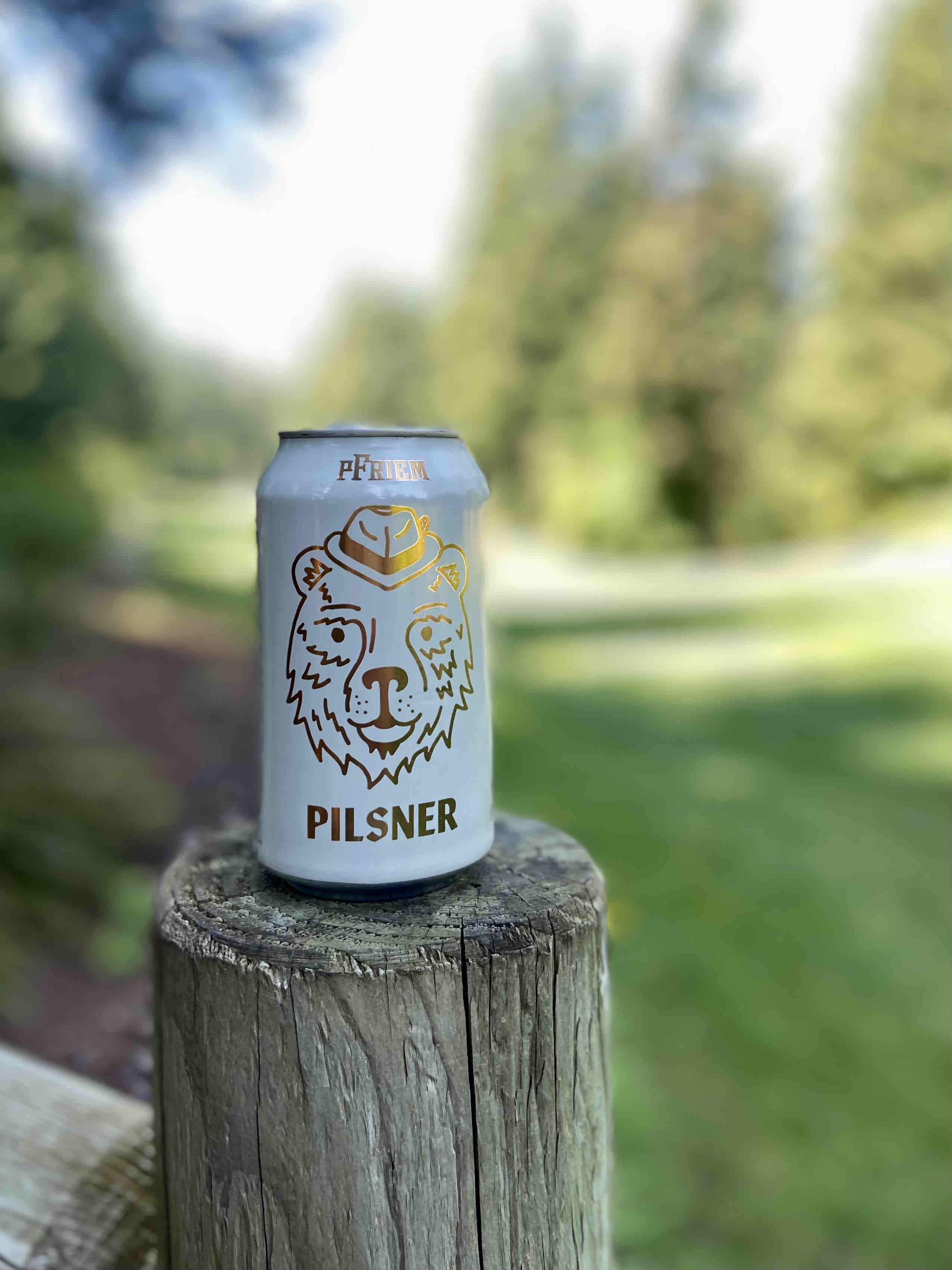 The Backyard has a decent selection of craft beers and ready-to-drink canned cocktails for your golf game at Skamania Lodge.
