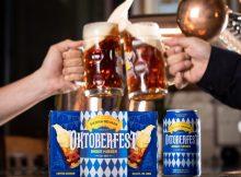 image of 2021 Oktoberfest courtesy of Sierra Nevada Brewing Co.
