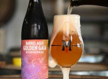 image of Barrel Aged Golden Gaia courtesy of Migration Brewing