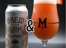 image of Brew of the Gods IPA and Summertime Sour courtesy of Migration Brewing