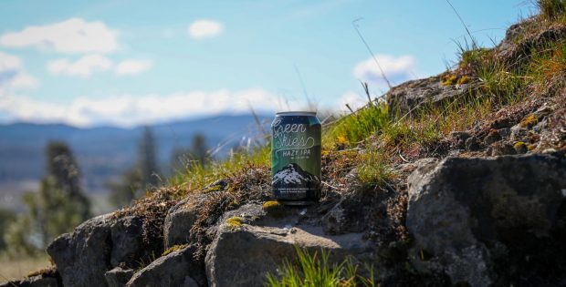 image of Green Skies Hazy IPA courtesy of Widmer Brothers Brewing
