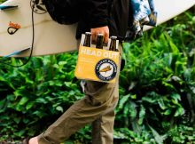 image of Head Out Hefeweizen courtesy of Pelican Brewing