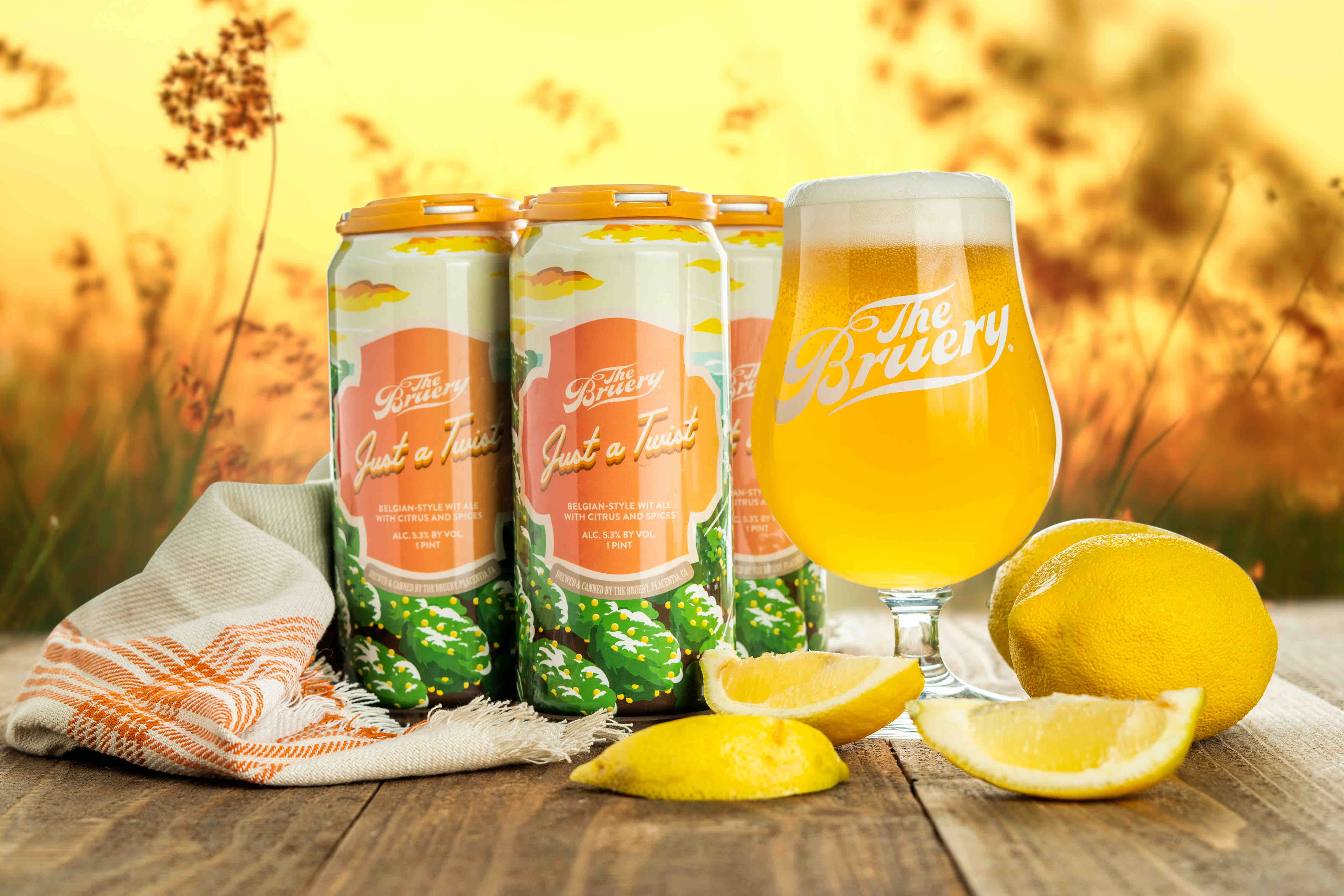 image of Just A Twist courtesy of The Bruery
