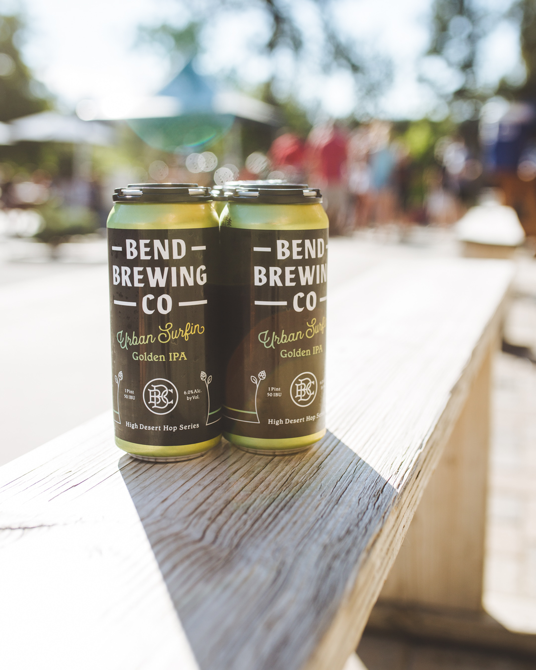 image of Urban Surfin' IPA courtesy of Bend Brewing Co.