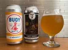Buoy Beer Releases Brett Saison and Kölsch in 16oz Cans