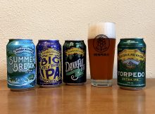 Celebrate National IPA Day with Sierra Nevada Brewing with Summer Breake Session Hazy IPA, Big Little Thing Imperial IPA, Dankful IPA, and Torpedo Extra IPA.