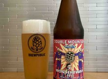 Double Mountain Brewery and Gigantic Brewing bring their superpowers together on the new Wondertwins IPA.