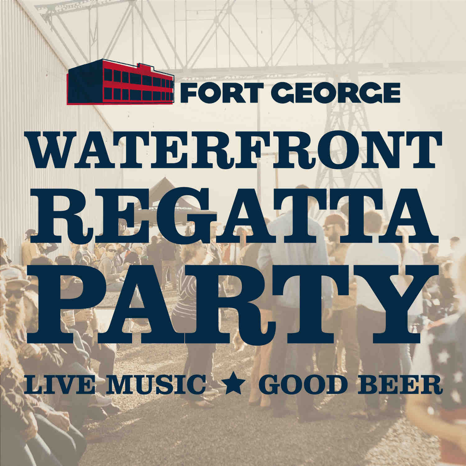 Fort George Brewery Waterfront Regatta Party 2021