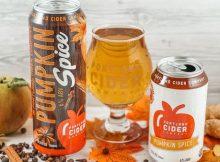 Portland Cider Co. Pumpkin Spice Cider