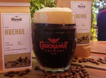 image of Kaffee Dunkel Lager courtesy of Chuckanut Brewery