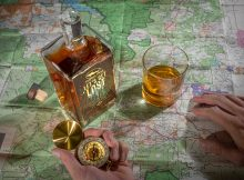 image of Let's Get Lost Whiskey courtesy of Dogfish Head Distilling