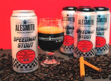image of Speedway Stout Variant #3: Mexican Dark Chocolate, Sea Salt and Mexican Coffee courtesy of AleSmith Brewing