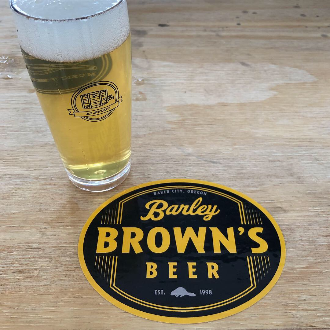 Barley Brown's Beer was a popular choice at the 2019 Alefort during the Treefort Music Fest.