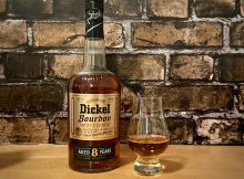 George Dickel Bourbon Whisky is an 8 year aged whisky from Tullahoma, Tennessee.