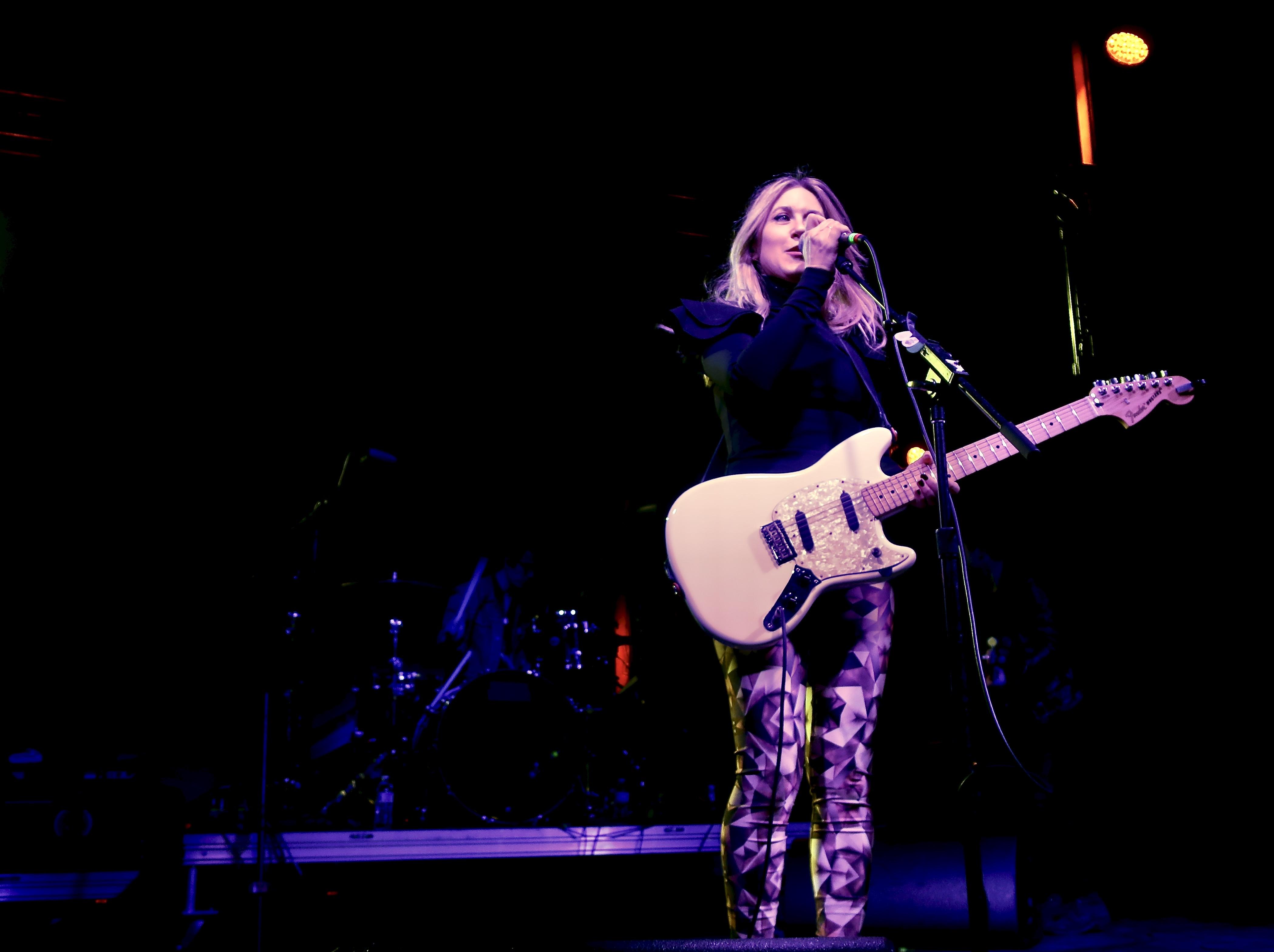 Liz Phair headlined on one night at the 2019 Treefort Music Fest.
