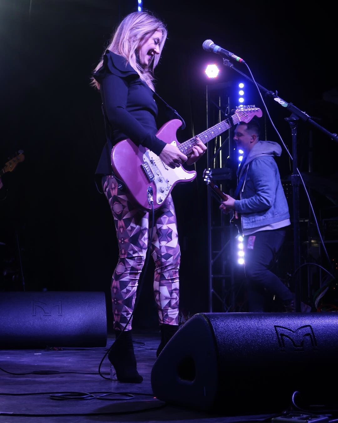 Liz Phair performed many songs form Exile in Guyville at the 2019 Treefort Music Fest.