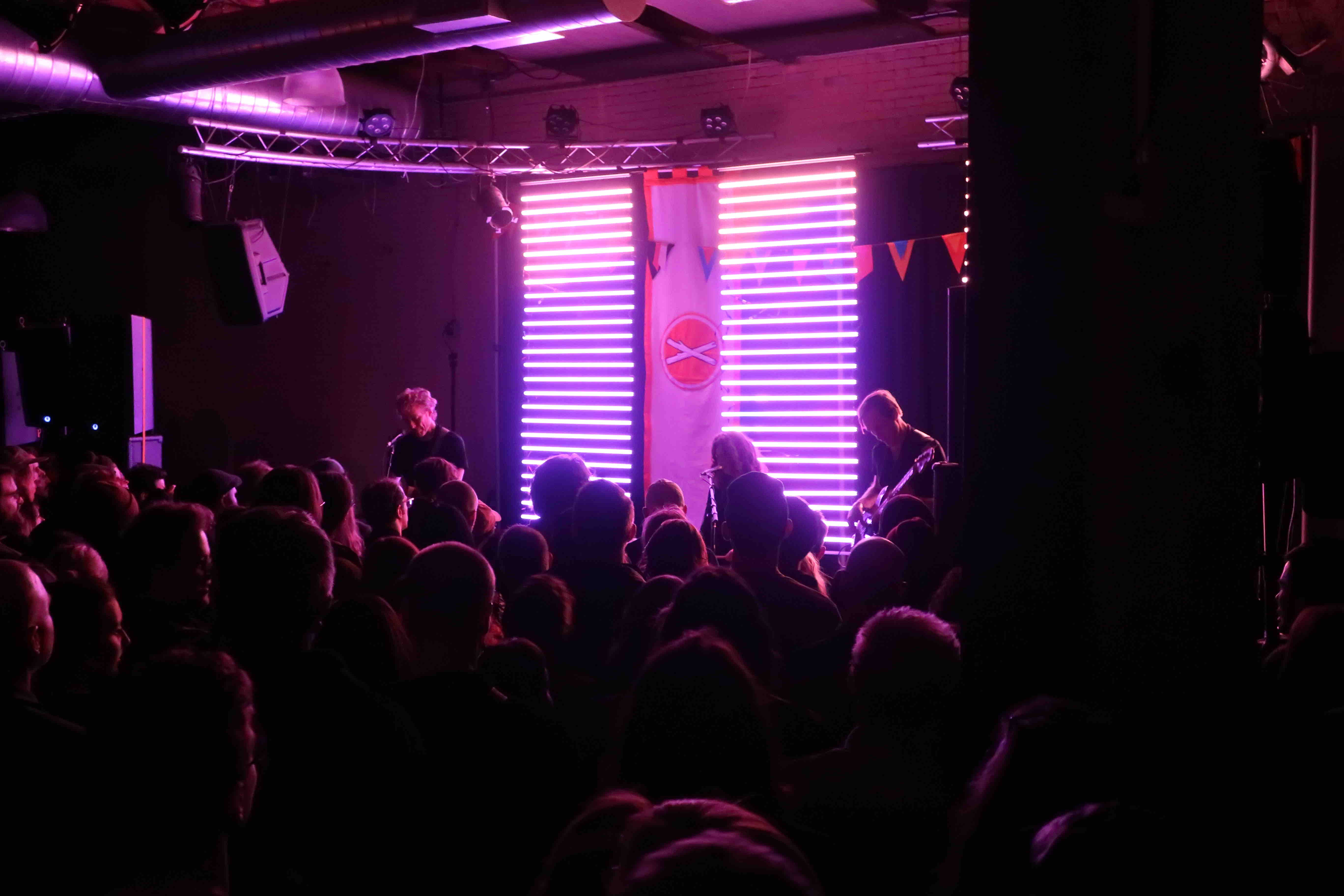 Low performed at the 2019 Treefort Music Fest.