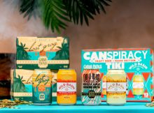 Oskar Blues Brewery Releases Tiki-Inspired Mix Pack With Two New Beers, Plus Hard Seltzers.