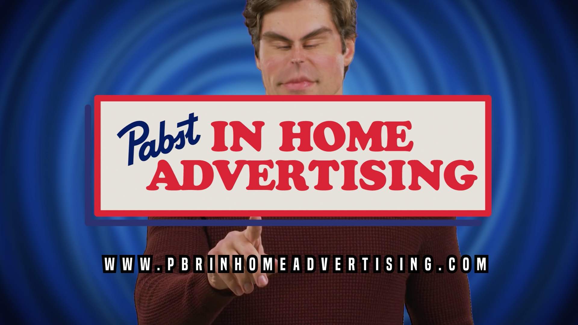 Pabst In-Home Advertising 2021