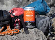 Patagonia Provisions, in partnership with Hopworks Urban Brewery, has just released Patagonia Provisions Long Root IPA. (photo courtesy of.Amy Kumler)