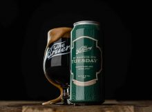 The Bruery Releases So Happens It's Tuesday in 16oz Cans. (image courtesy of The Bruery)